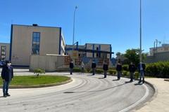 Bari, una messa in suffragio dei poliziotti morti durante l'emergenza Covid-19