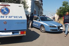 Bari, muore travolto da un treno a Catino, sul posto la polizia scientifica