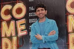 Cinema, il barese Vincenzo Zampa aspirante comico nel nuovo film di Gabriele Salvatores