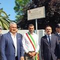Bari ricorda la strage di via D'Amelio, intitolato un giardino a Emanuela Loi