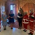Crisi Covid, Croce rossa dona 4mila euro in buoni pasto al Comune di Bari