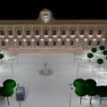 Nuova illuminazione e videosorveglianza in piazza Risorgimento. Ecco il progetto