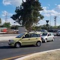 Addio semaforo in via Bruno Buozzi, in funzione la nuova rotatoria