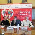 """A Bari torna la  """"Running heart """", la corsa contro le malattie cardiovascolari"""