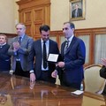Il Comune di Bari premia il professor Bertocchi per le sue ricerche scientifiche