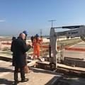 Bari, dopo la fibra nuovo asfalto a San Girolamo. Galasso: «Interventi anche sulla fogna»