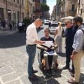 Bari, via le barriere architettoniche. S'inizia da piazza Chiurlia