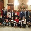 Tennis, il Comune di Bari premia le quattro neo campionesse d'Italia under14