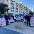 Bari Multiservizi dona beni alimentari alla Casa dei bambini e delle bambine