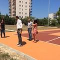 Bari, area per i cani e nuovo campo sportivo nel giardino di via Suglia 62. Oggi la riapertura