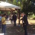 Santa Rita, in arrivo aree per sgambamento cani e nuove sedute nel giardino Nicholas Green