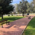 Carbonara, arriva l'illuminazione nel giardino Montalcini. Partiti i lavori