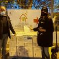 Emergenza Covid, donati al Comune di Bari 190 litri d'olio e 2mila chili di pasta