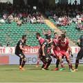 Gyomber-Andrada-Floro, è Bari show. 3-1 al Perugia e playoff blindati