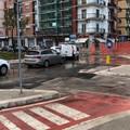 Rotatoria di San Marcello riaperta al traffico