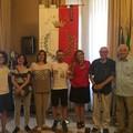 Fa tappa a Bari il viaggio a piedi di Marco Togni per promuovere nuova consapevolezza sulla sclerosi multipla