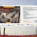 """Pannelli sui cantieri cittadini a Bari, Decaro:  """"Permetterà a tutti di monitorare l'esecuzione delle opere """""""