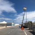 San Giorgio, nuova illuminazione in strada della Marina. Partiti i lavori