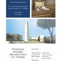 Dopo trent'anni una nuova chiesa a San Girolamo. C'è il contratto d'appalto, lavori al via