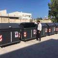 Bari, da stasera al Libertà arrivano i nuovi cassonetti per la raccolta dell'indifferenziato