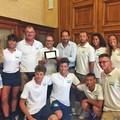 La Payton Bari campione regionale di nuoto. Premiati gli atleti in Comune