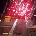 Esplosione di fuochi d'artificio in città, interviene la polizia