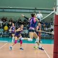 Pharma Volley Giuliani Bari, un punto col Mesagne