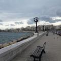 Fine settimana di maltempo a Bari, allerta gialla per vento forte
