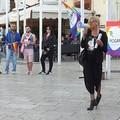 Giornata internazionale contro l'omofobia, in piazza Ferrarese si gioca contro gli stereotipi