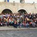 Due anni di Bari Social Book, in largo Chiurlia si festeggia con un flash mob