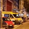 Palo del Colle, si barrica in casa all'arrivo del 118, armato di fucile