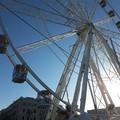 Bari saluta la ruota panoramica, festa d'arrivederci domenica 13
