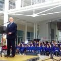 """Bari, bambini  """"invadono """" il Consiglio Regionale per la loro festa"""