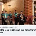 """Bari, Cerino sul National Geographic in un viaggio tra le  """"leggende locali """""""