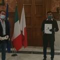 Coronavirus, azienda di sanificazione dona 3mila euro in buoni spesa al Comune di Bari