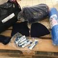 Emergenza freddo, l'unità di strada del Comune di Bari distribuisce 400 kit