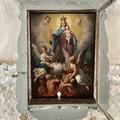"""Bari Vecchia, restituita al suo antico splendore la """"Madonna con anime purganti"""""""