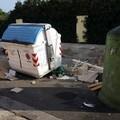 Bari, il Quartierino trasformato in discarica