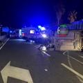 Auto si ribalta sulla Castellana-Turi, due feriti gravi trasferiti a Bari