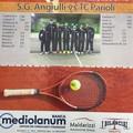 Serie A1, semifinali scudetto: Angiulli Bari trova il Tennis Club Parioli