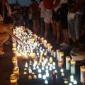 Santo Spirito, duemila persone in via Speranza per ricordare Giorgia Soriano