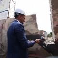 Bari, iniziato l'abbattimento del muro della Rossani. Prende forma il nuovo parco