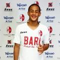 Bari, tra i biancorossi arriva Andrés Tello