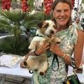 A Bari torna Anna Dello Russo, guru della moda che colleziona mini Louis Vuitton per Barbie