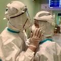 L'amore batte la pandemia, la storia di Antonella e Michele nata al Policlinico di Bari