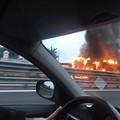 Autobus in fiamme sulle statale, Melchiorre all'attacco