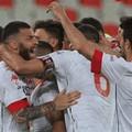 Il Bari salva la faccia, per i playoff resta viva la speranza