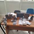 Bari, controlli nei mercati: sequestrati capi di abbigliamento contraffatti