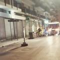 Proseguono i lavaggi notturni delle strade di Bari, ecco il nuovo calendario