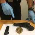 Bari, trovato con munizioni addosso arrestato 58enne